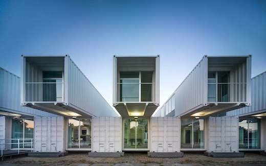Shipping Container Projects jetson green - top commercial shipping container projects