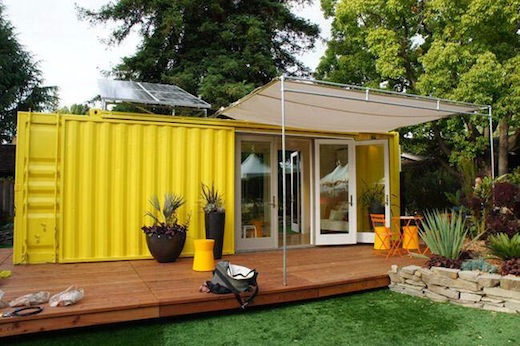 Nomad Homes nomad micro homes The Missoula Montana Bases Company Montainer Has Begun Selling The First Prefabricated Model Of The Shipping Container Homes They Offer The Nomad 192