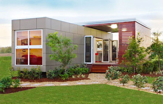 Jetson Green Prefab Modular Homes Inspired By Shipping