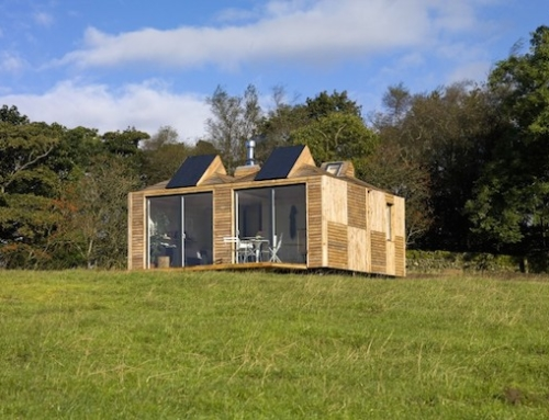 Modular Off-The-Grid Home