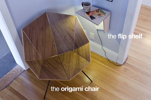 Jetson Green - Origami Inspired Furniture Ideal For Small ... - photo#9