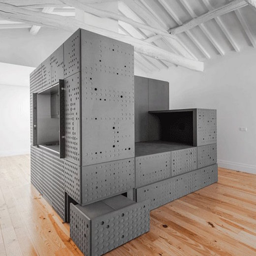 Multi Volume Boxes That Can Instantly Transform Any Room Into an Apartment