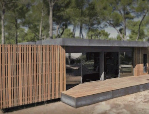 Passive Home That Can be Assembled as Easily as Legos