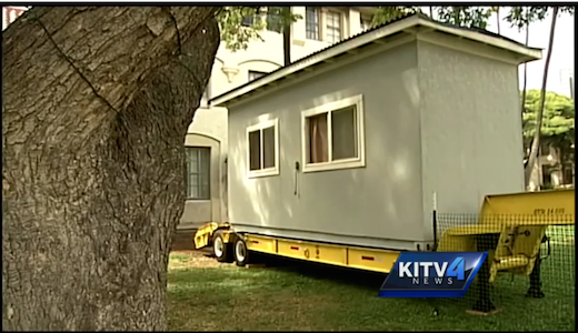 Shipping Container Homes to Solve Housing Problems in Hawaii