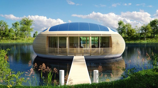 Sustainable Floating Home