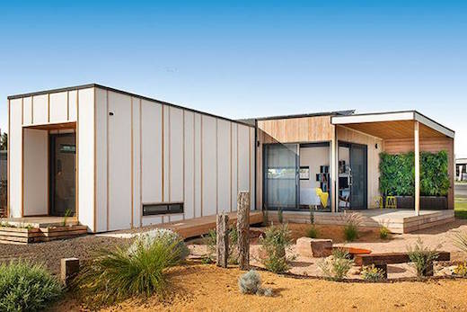 Jetson Green Sustainable Modular Prefab Home