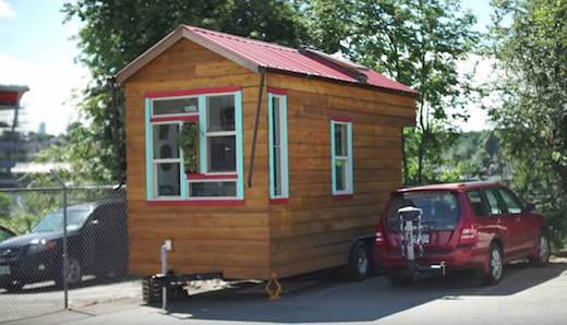 Jetson Green - Tiny House That'S Actually A Mobile Classroom And