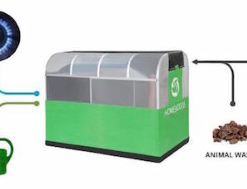 Biogas Unit for the Home