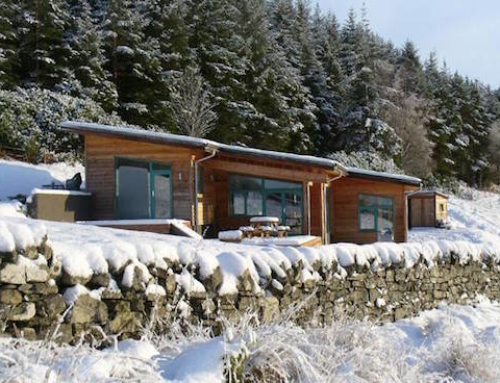 Eco Prefab Homes Made from Natural SIPs