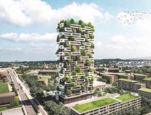 Vertical Forest Building Planned in Switzerland