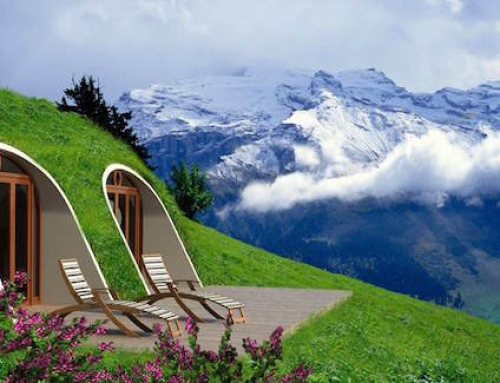 An Affordable Hobbit Home