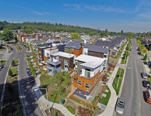Net-Zero Community Completed In Seattle