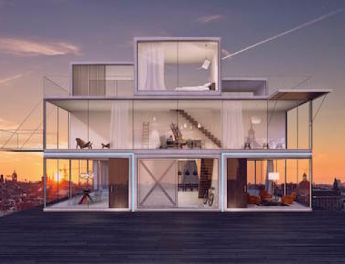 Modular Home of the Future