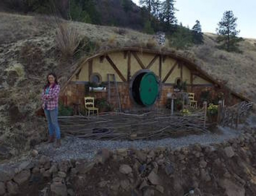 Stay in a Real Hobbit Village