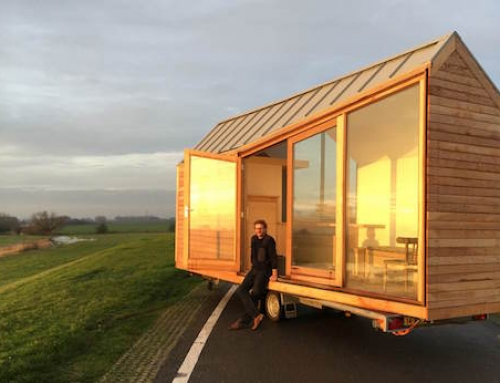 Mobile Tiny House Brings you Closer to Nature