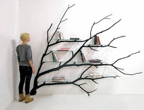 Gorgeous Furniture Made From Fallen Tree Branches