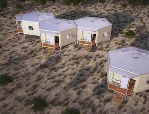 Dignified Disaster Relief Housing
