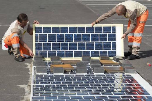 France to Get a Solar Highway