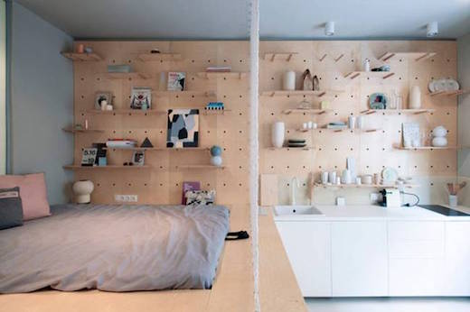 plywoodwall