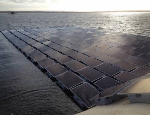 London Will Get Europe's Largest Floating Solar Array