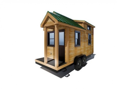 Tiny Home With a DIY Option
