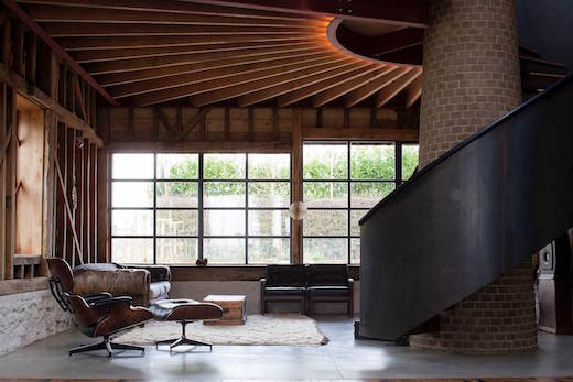 Jetson Green Old Barn Turned Into A Modern Home