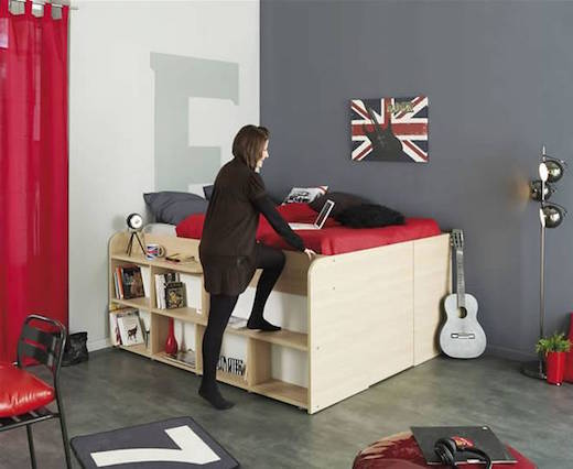 having adequate storage space is certainly one of the biggest challenges when living small there have been a number of very ingenious solutions to this adequate storage space