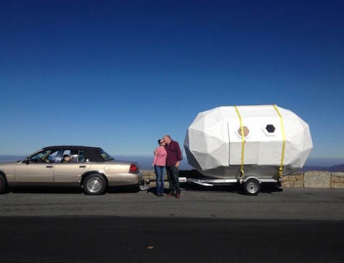 Life Pod: A Mobile Tiny Home