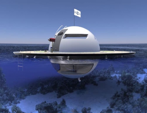 Sustainable and Grid Independent Floating Home