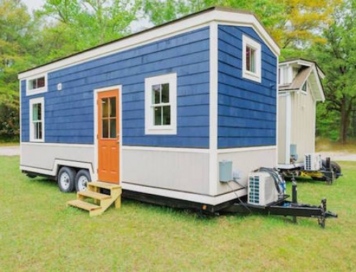 Tiny Home Big Enough for a Family