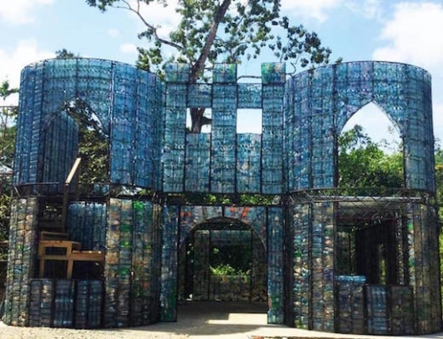 Plastic Bottle Village is Being Built in Panama