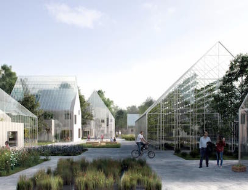 Are self-sustaining eco-communities the future?