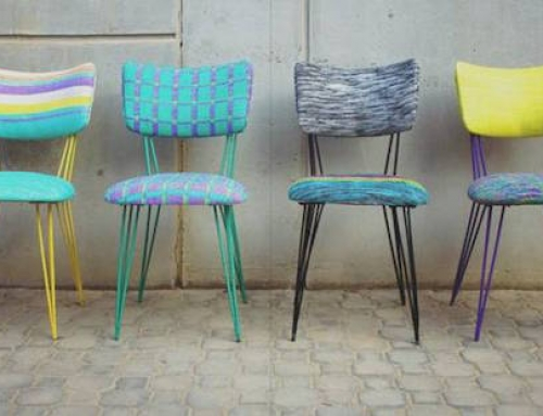 Gorgeous Furniture Made from Recycled Plastic