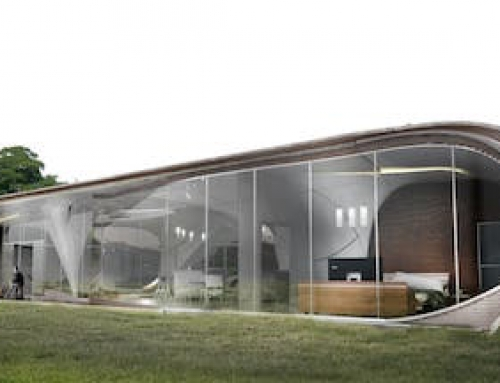 The First Freeform 3D Printed House in the World Coming Soon