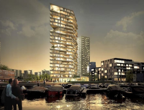 Wooden Tower Planned in Holland