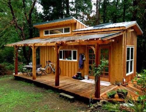 This Hand Built Tiny Home is Amazing