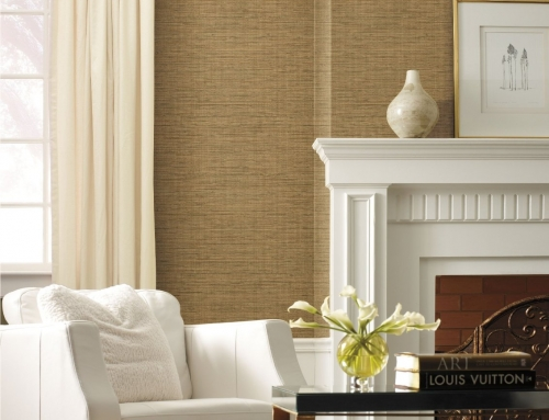 Using Grasscloth and Natural Wallcovering for Eco-Friendly Decor