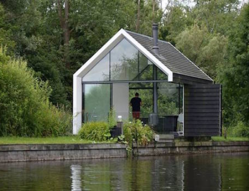 Cabin That Brings You Closer to Nature
