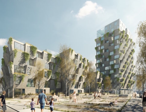 Residential Tower Will Encourage Residents to Grow Their Own Greens