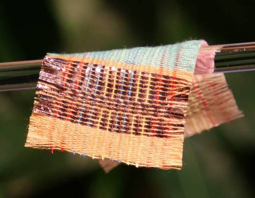 Energy Harvesting Clothing No Longer Just a Dream