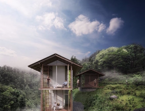 Sustainable Co-working Space in the Himalayas