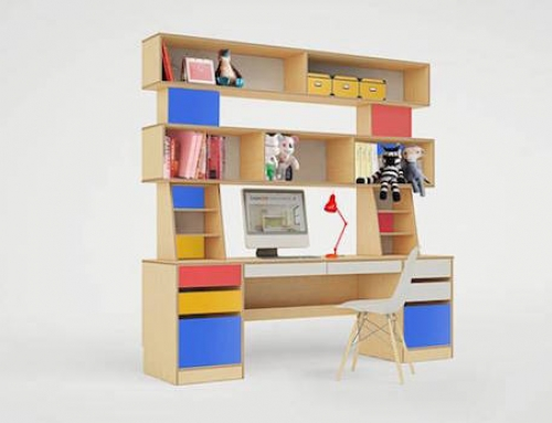 Great Adaptable Desk That's Perfect for Adults and Kids Alike