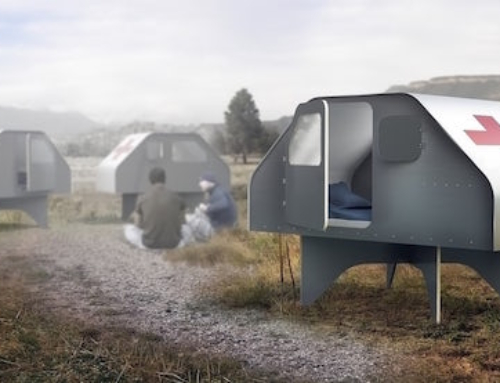 New Easy to Construct Disaster Relief Shelters