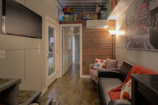Shipping Container Home Leed Points