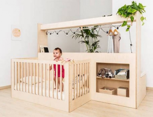 Furniture That Adapts to Your Child