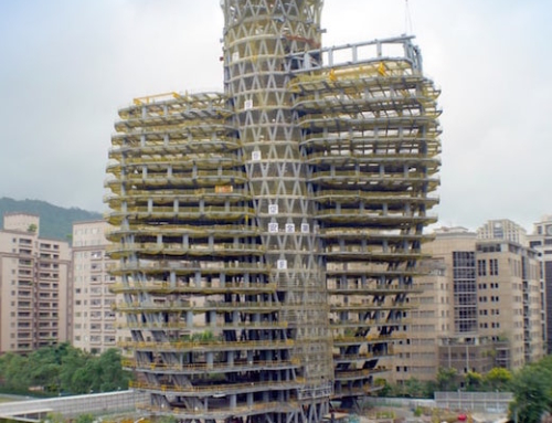 Taipei Will Soon Get a Tree Covered Tower