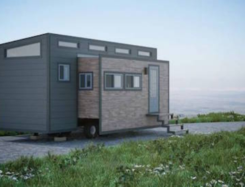 Expandable Tiny Home