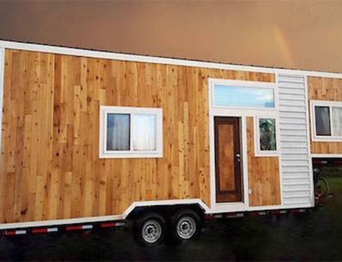 Downsizing From a Tiny Home