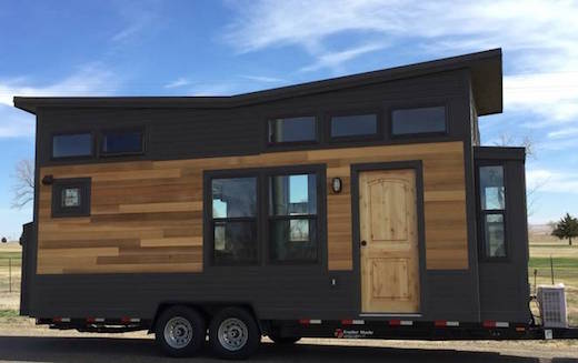 A Tiny House Community Going Up In Colorado