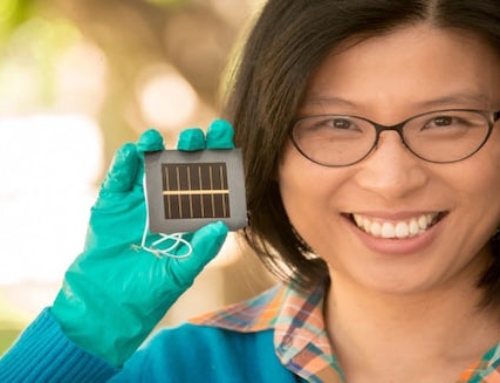 New Breakthrough with Perovskite Solar Cells